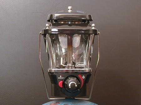 Gaslampe ohne glühstrumpf