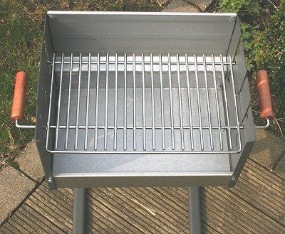 Einfacher grill