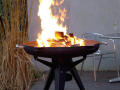 Grill, Holzkohle, Grillrost