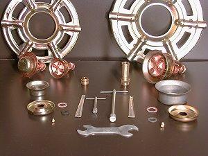 Pumpenventilschlüssel - Art.(3965) - Petroleumkocher, Spirituskocher