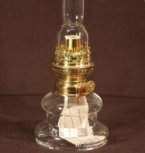 Küchenlampe, Petroleumlampe