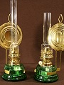 Petroleumlampen: K�chenlampe
