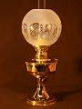 Petroleumlampen: Aladdin